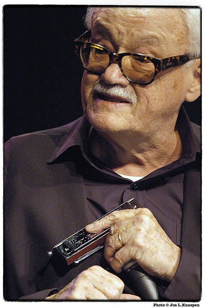 Toots Thielemans 100th Anniversary Official Concert