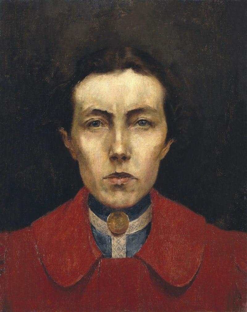 ALL I WANT : ANNULE Autoportrait d'Aurélia de Souza, 1900 ©MNSR/DGPC/ADF/Manuel Palma