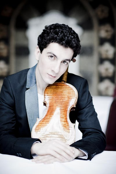 Belgian National Orchestra, Wolff & Khachatryan