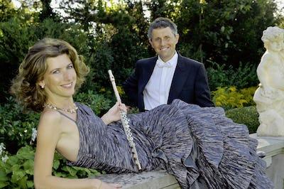 Eva OERTLE, flûte & Vesselin STANEV, piano