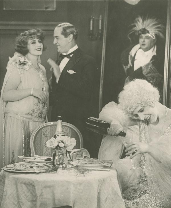 UFA FILM NIGHTS - Eine Tolle Nacht - Richard Oswald (1927, muet) Eine tolle Nacht (Richard Oswald) © Deutsch-Nordische-Film-Union