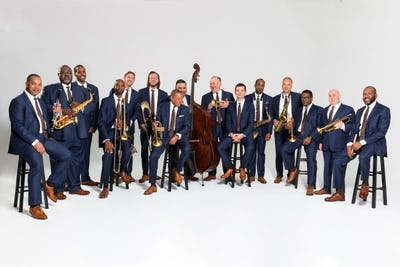 Jazz at Lincoln Center Orchestra © Piper Ferguson