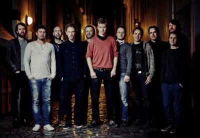 Trondheim Jazz Orchestra & Marius Neset