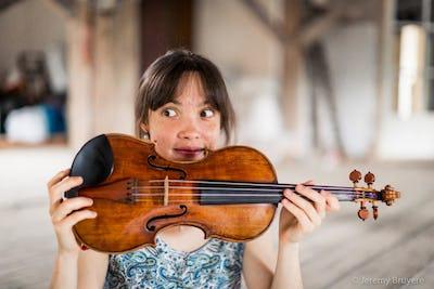 Sylvia Huang - Prix de l'Union de la Presse Musicale Belge
