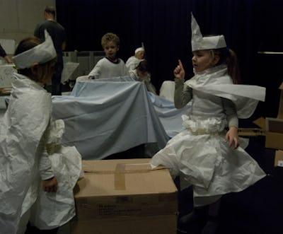 ATELIER OP ZATERDAG - DANSINITIATIE ISM MOVART//Danscentrum Jette