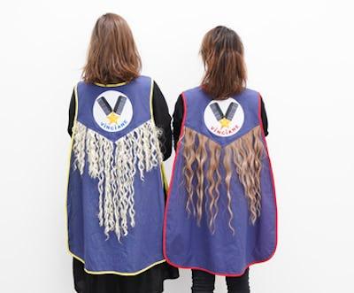 Cheveu (représentation scolaire)