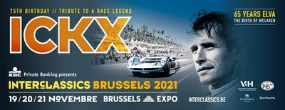 InterClassics Brussels 2021