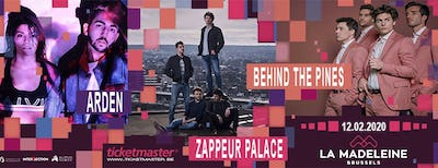 Arden - Zappeur Palace - Behind The Pines