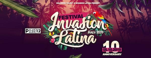 Invasion Latina Indoor Festival