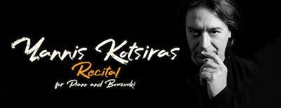 Yannis Kotsiras Live