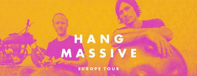 Hang Massive Live in Brussels