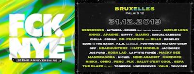 FCKNYE Festival Bruxelles
