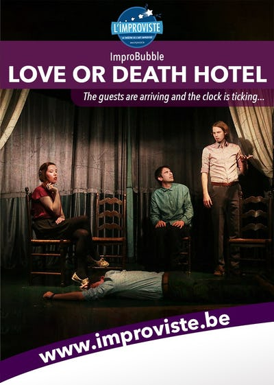 Love or Death Hotel
