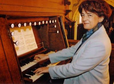 8ième Festival d'orgue du Grand Béguinage: Anne Froidebise