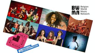 Belgian World Music Network - Showcase Night
