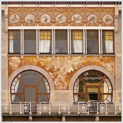 Art Nouveau : De la Source aux Étangs