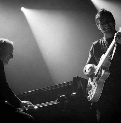 Ivan Paduart & Patrick Deltenre duo / Diederik Wissels & Ana Rocha quartet