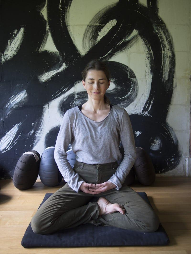 Méditation zen à Bruxelles Annemie Van Attenhoven