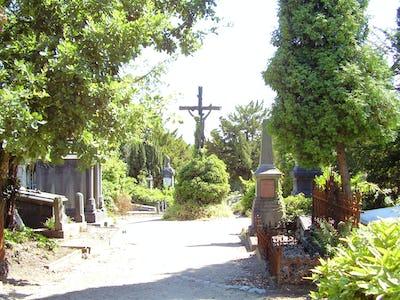 Broodje Brussel - Het groene Ukkel: kerkhof Dieweg