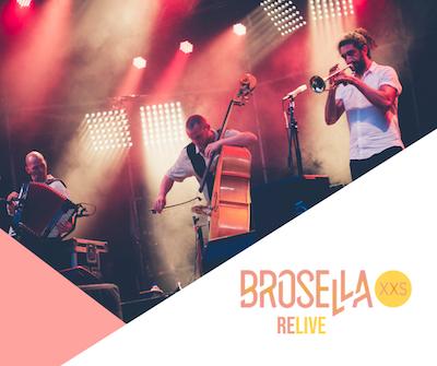 BROSELLA Re-Live • 3'Ain