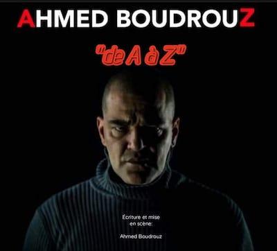 """Ahmed Boudrouz """"De A à Z"""""""