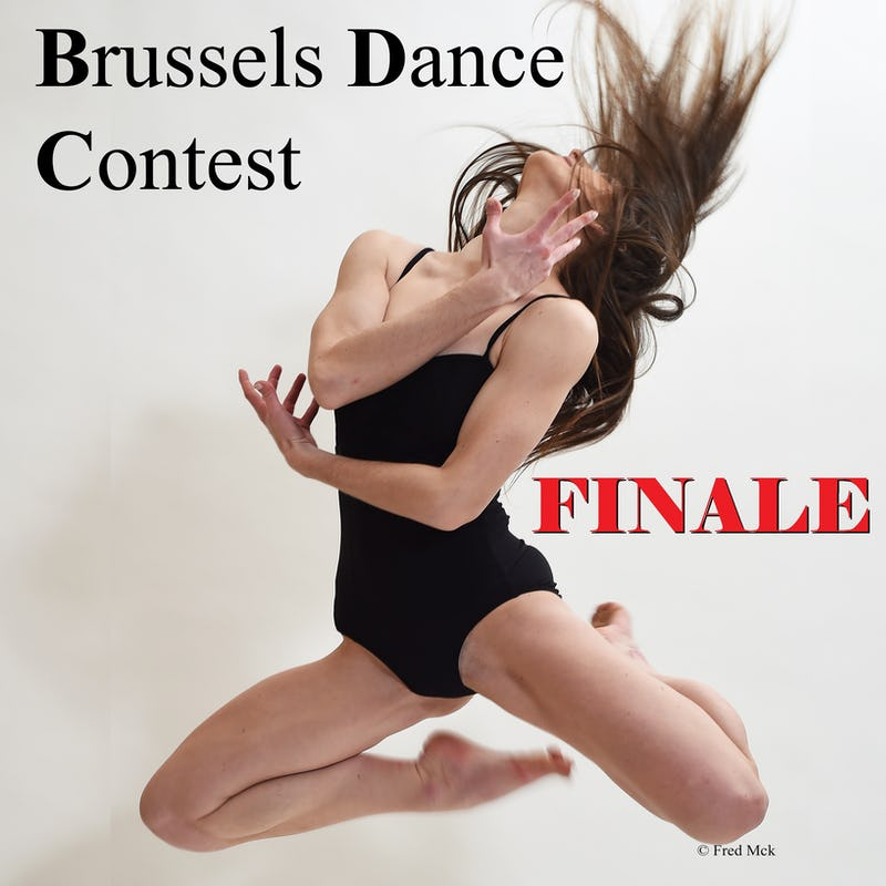 Finale Concours International de Danse Contemporaine