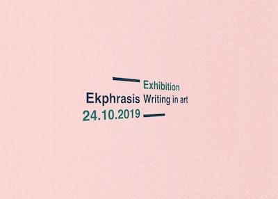 Ekphrasis – L'écriture dans l'art