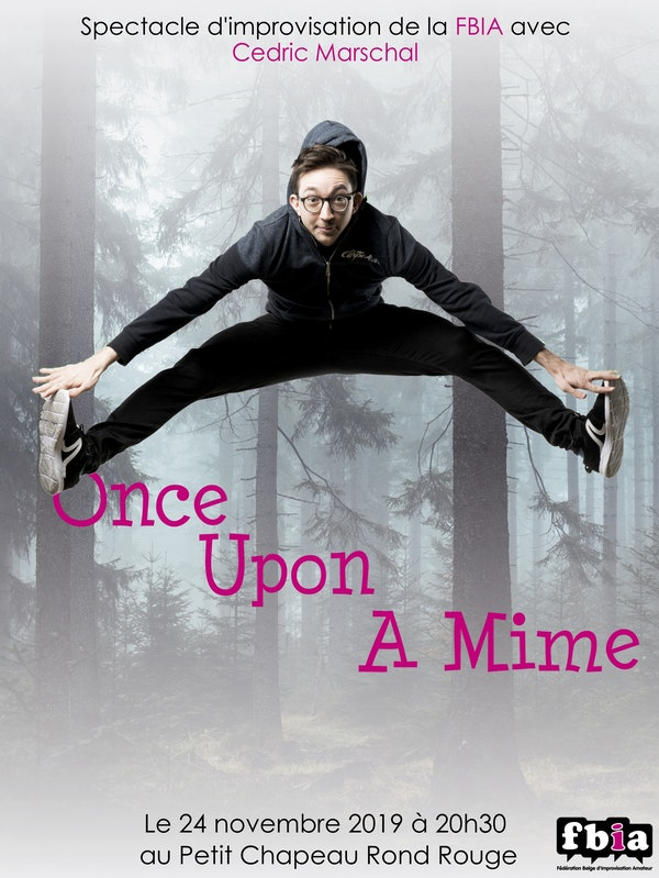 Once Upon A Mime