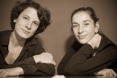 Duo SchangAy – Violon Ingrid Schang & Piano Myriam Ayari