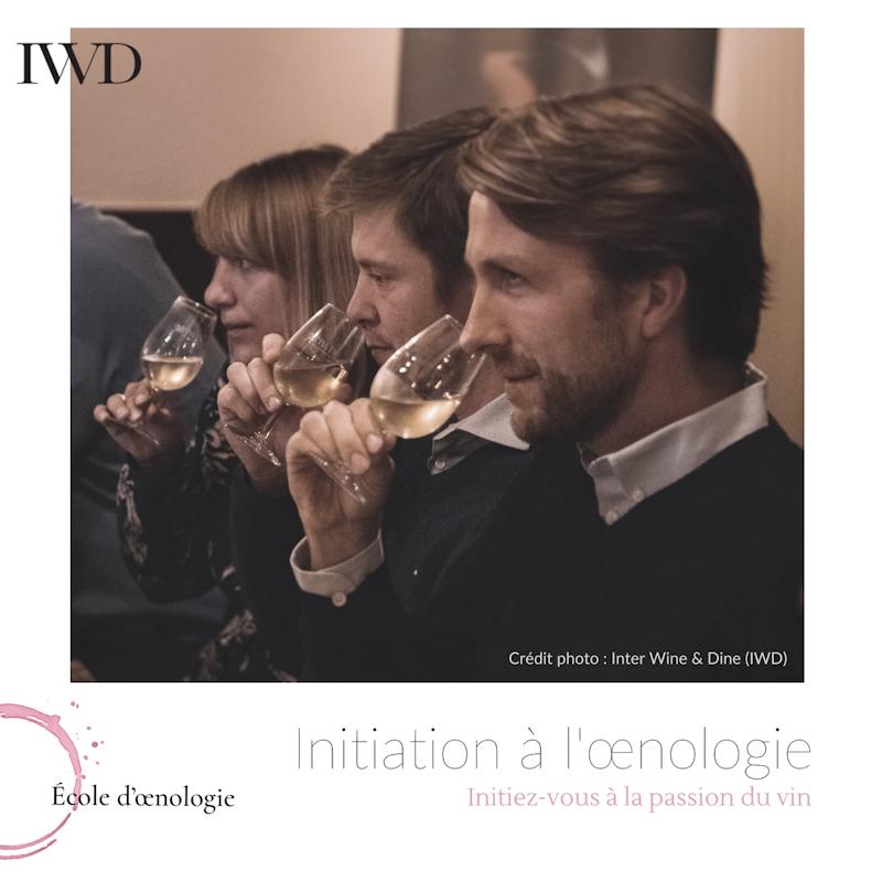 Initiation à l'oenologie (Cours & dégustation de 12 vins)