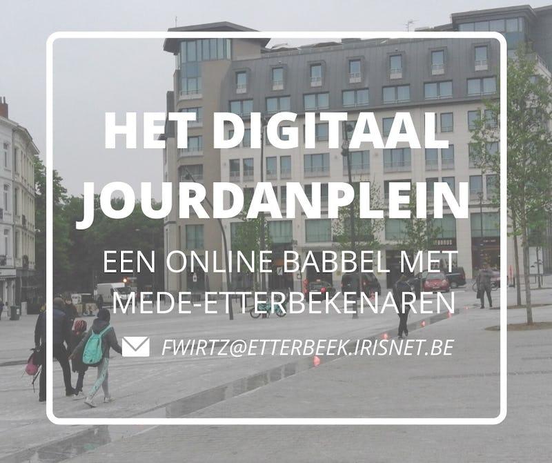 Digitaal Jourdanplein