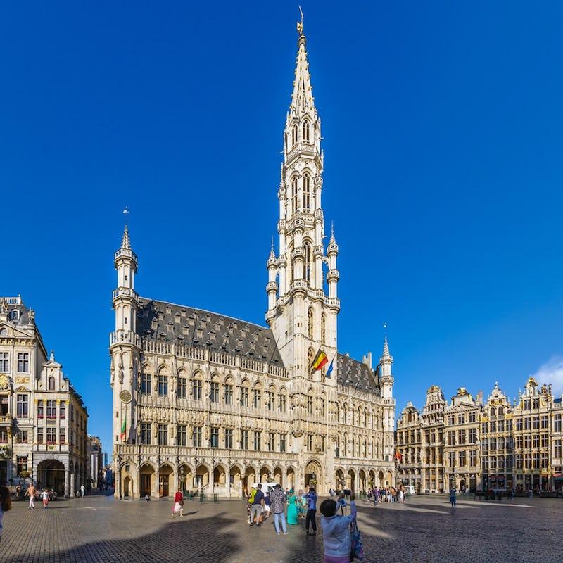 Visite guidée Hôtel de Ville de Bruxelles