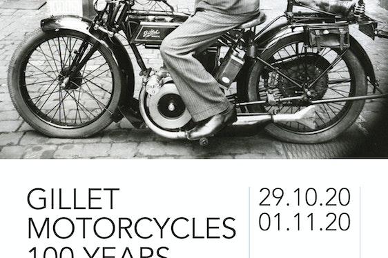 Een eeuw Gillet - Autoworld stelt 80 motoren van Gillet tentoon