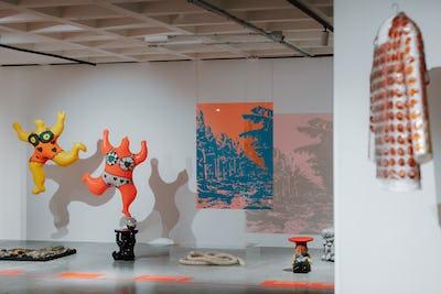 Design Museum Brussels- (un)locked nanas et Cuba- Liophotography