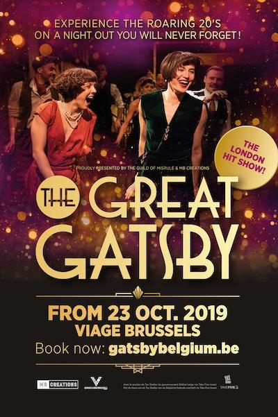 The Great Gatsby Immersive (Vlaamse versie)