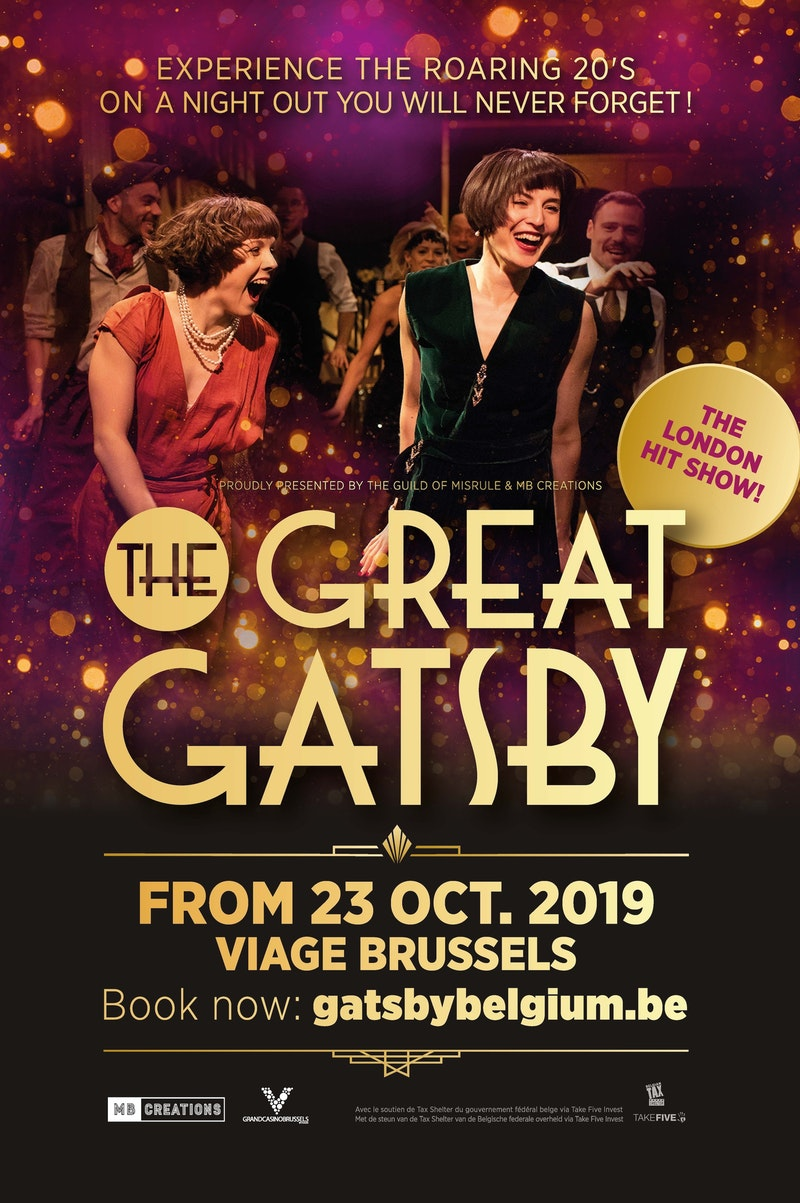 The Great Gatsby Immersive (Vlaamse versie)