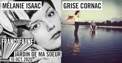 Mélanie Isaac • Grise Cornac l FrancoFaune 2020