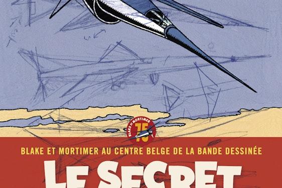 Blake and Mortimer, The Secret of the Swordfishes