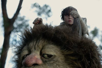 Max et les maximonstres [Where the Wild Things Are]