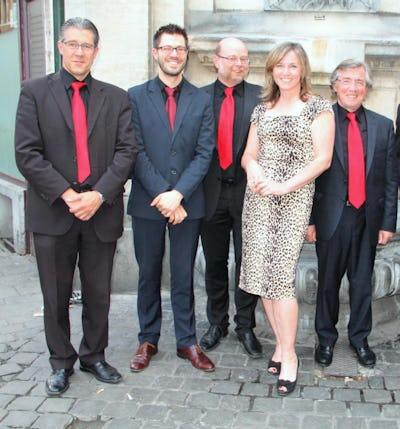 Elaine McKeown and Swingmasters