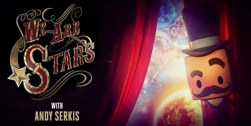 Nous sommes des étoiles Planetarium Brussels