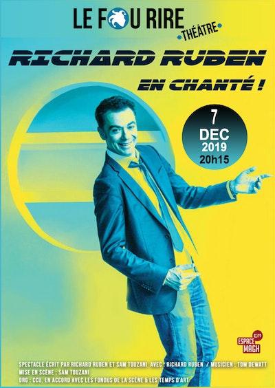 Richard Ruben : En chanté