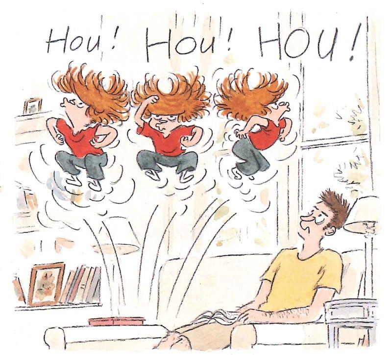Pico Bogue en famille Pico Bogue, Dominique Roques and Alexis Dormal, Editions Dargaud