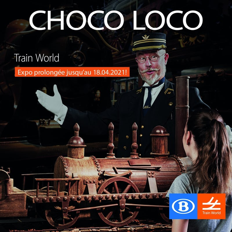 Choco Loco Train World