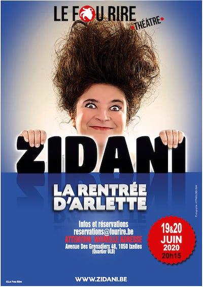 Zidani: La rentrée d'Arlette