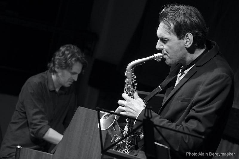 Ben Sluijs / Pascal Mohy duo l Les Midis d'Hortense Alain Dereymaeker