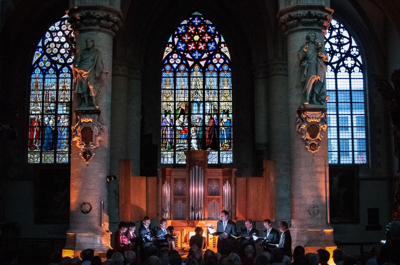 Festival Voce et Organo 2021 - Sweelinck, Praetorius et les maîtres italiens  © Voce et Organo