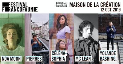 Espèces musicales en voie d'apparition | FrancoFaune 2019
