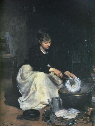 Domestiques au XIXème et XXème siècle - L'habitat bruxellois pouvait en cacher mais pas les ignorer! - BANAD Festival