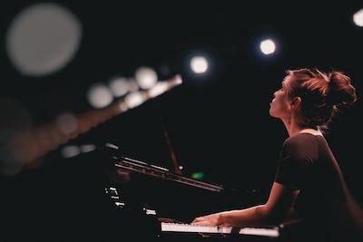 Bach in Circle: Joanna Goodale-Piano